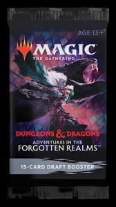 Forgotten Realms EN Draft Booster