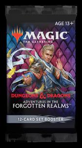 Forgotten Realms EN Set Booster
