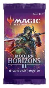 Magic Modern Horizons 2 Draft Booster pack