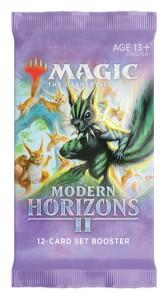 Magic Modern Horizons 2 Set Booster pack