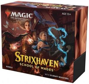 Magic Strixhaven School of Mages Bundle