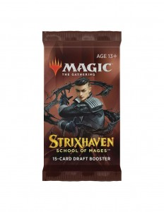 Magic Strixhaven School of Mages Draft Booster