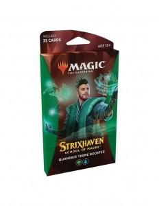 Magic Strixhaven School of Mages Theme Booster Quandrix