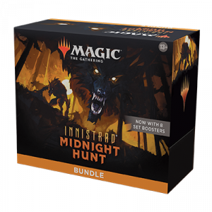 Magic the Gathering Innistrad Midnight Hunt Bundle