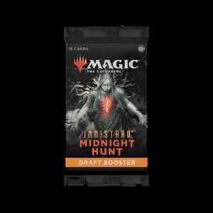 Magic the Gathering Innistrad Midnight Hunt Draft Booster
