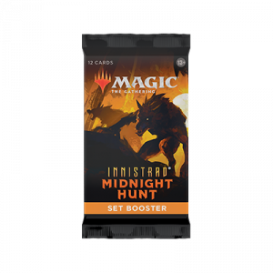 Magic the Gathering Innistrad Midnight Hunt Set Booster