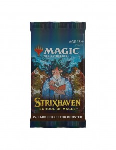 Magic the Gathering Strixhaven School of Mages Collector Booster
